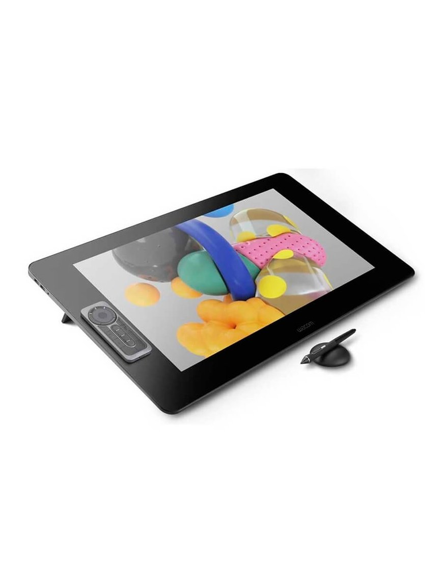 Tableta Wacom Cintiq Pro 24 Touch - 4K - 23,6 Pulgadas - 99% Rgb - Imagen 1