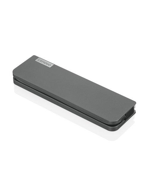 USB-C Mini Dock 65W 40AU0065IT - Imagen 1