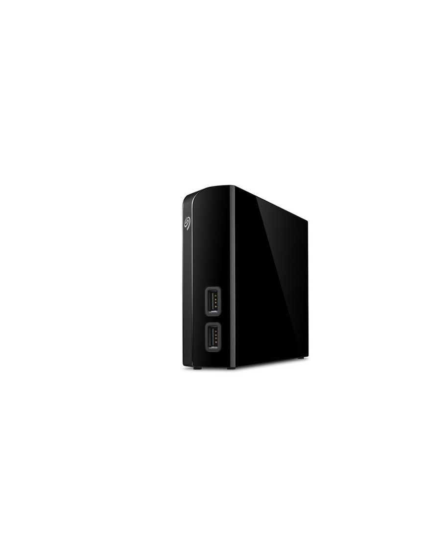 Seagate Backup Plus Hub STEL6000100 - Disco duro - 6 TB - externo (portátil) - USB 3.0 - negro - Imagen 1
