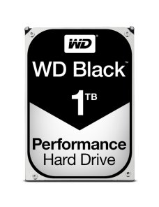 1TB Black 64MB 3.5IN SATA 6GB/s 7200RPM - Imagen 1
