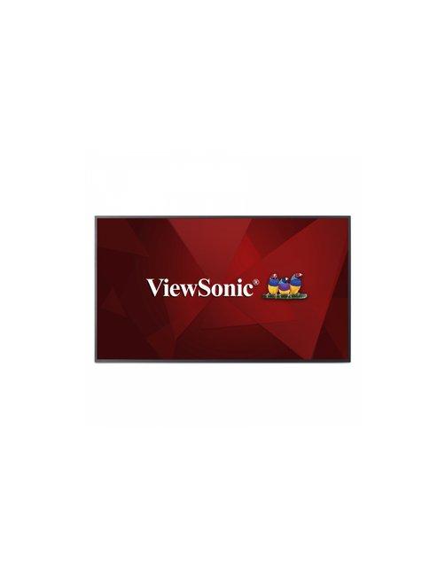"ViewSonic CDE5510 - 55"" Clase (54.6"" visible) indicador LED - hotel/sector hotelero - 4K UHD (2160p) 3840 x 2160 - Imagen 2"