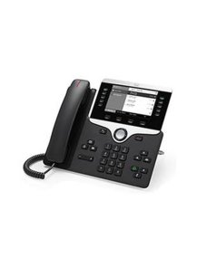 Cisco IP Phone 8811 - Teléfono VoIP - SIP, RTCP, RTP, SRTP, SDP - 5 líneas - Imagen 1