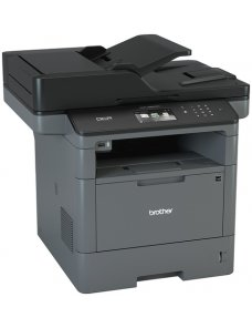 Brother - Multifunction printer - Copier / Printer / Scanner - Laser - Monochrome - USB 2.0 - 215.9 x 355.6 mm - Automatic Duple