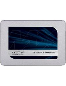 500GB SSD MX500 SATA 2.5 - Imagen 1