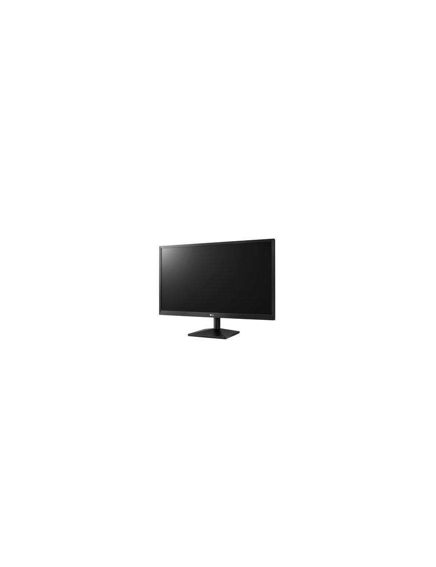 "LG 20MK400H-B - Monitor LED - 20"" - 1366 x 768 - TN - 300 cd/m² - 1000:1 - 2 ms - HDMI, VGA - negro mate - Imagen 2"