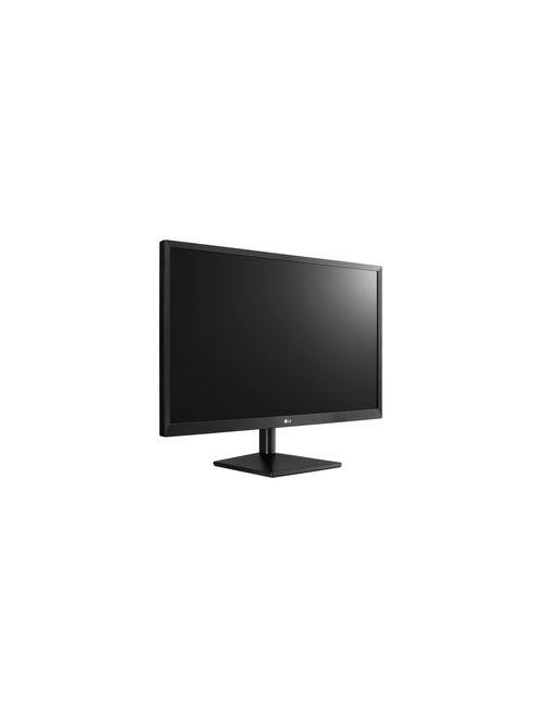"LG 20MK400H-B - Monitor LED - 20"" - 1366 x 768 - TN - 300 cd/m² - 1000:1 - 2 ms - HDMI, VGA - negro mate - Imagen 3"