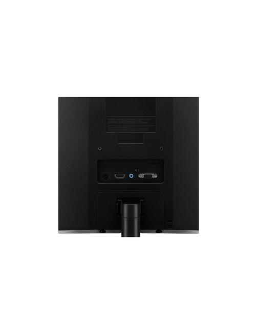"LG 20MK400H-B - Monitor LED - 20"" - 1366 x 768 - TN - 300 cd/m² - 1000:1 - 2 ms - HDMI, VGA - negro mate - Imagen 8"