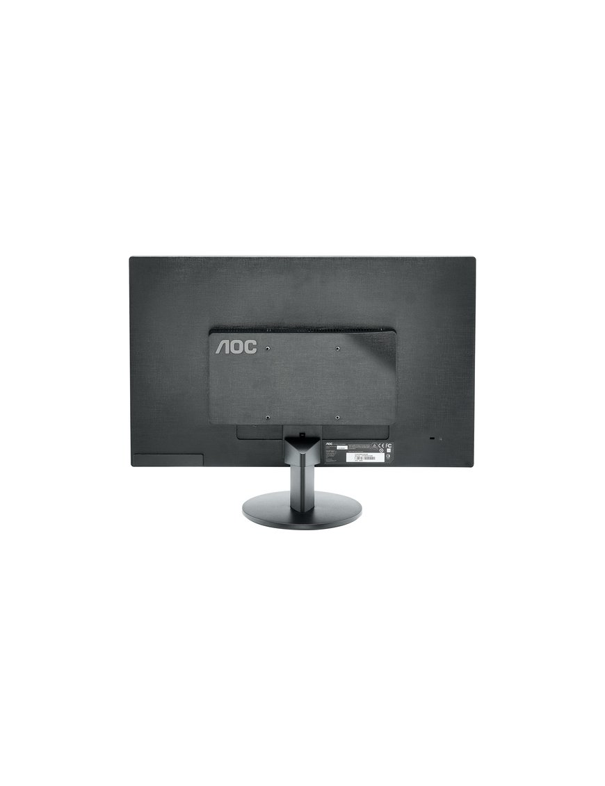 MONITOR AOC 21.5 NEGRO LED WIDE HDMI y VGA - Imagen 2