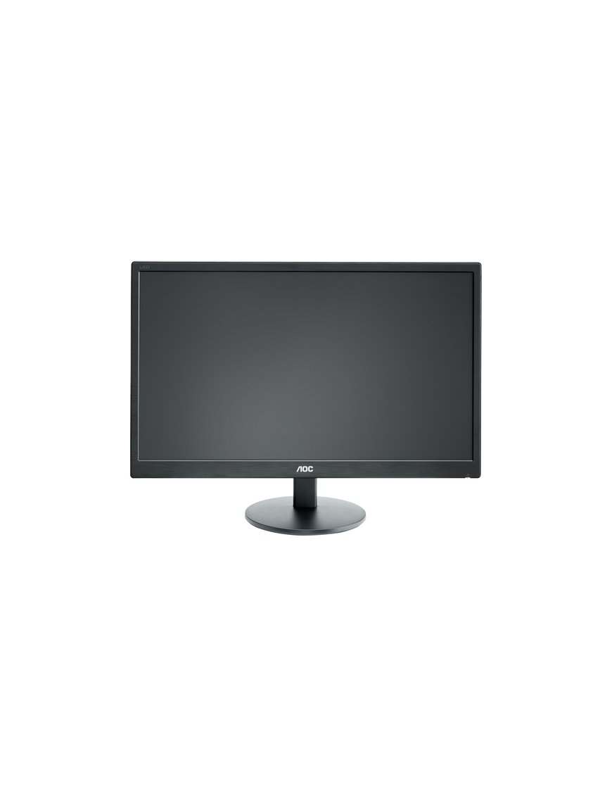 MONITOR AOC 21.5 NEGRO LED WIDE HDMI y VGA - Imagen 15