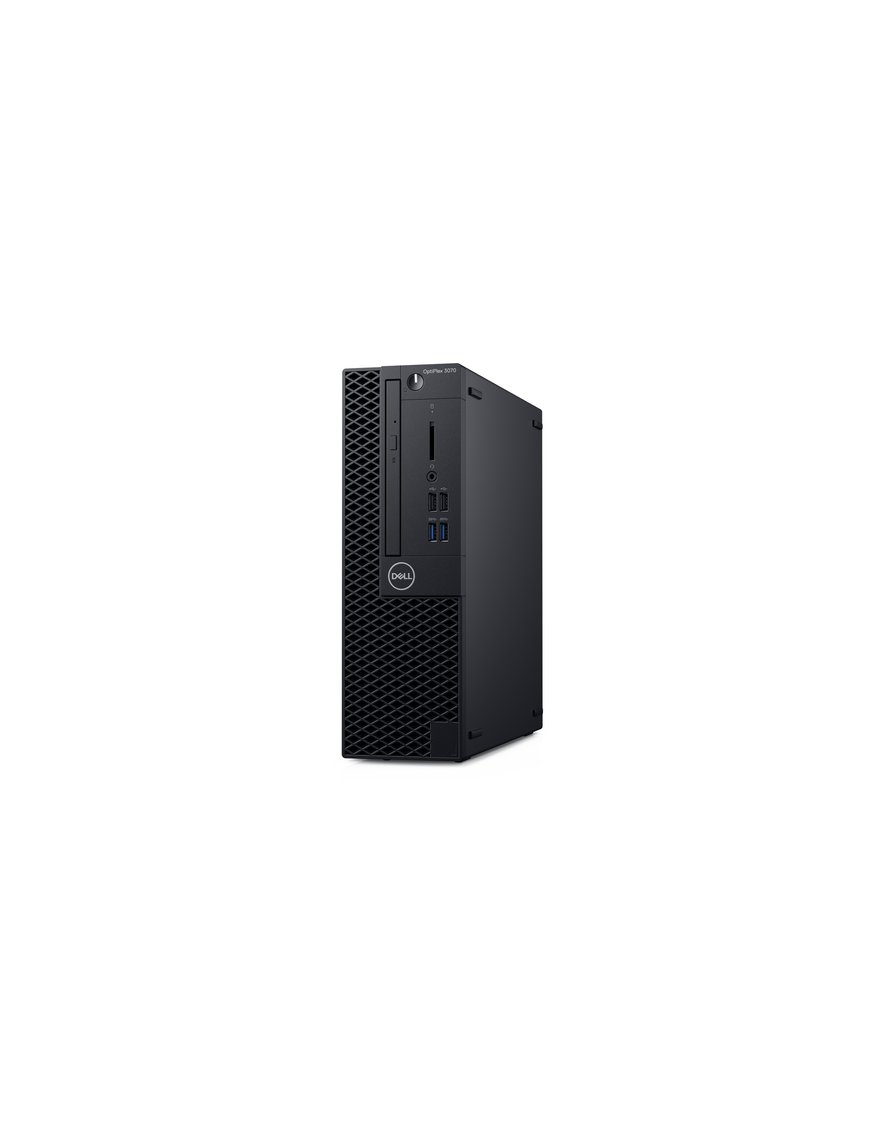 SFF Dell Optiplex 3070 i5/8GB/256GB/W10P/3YOnS - Imagen 3