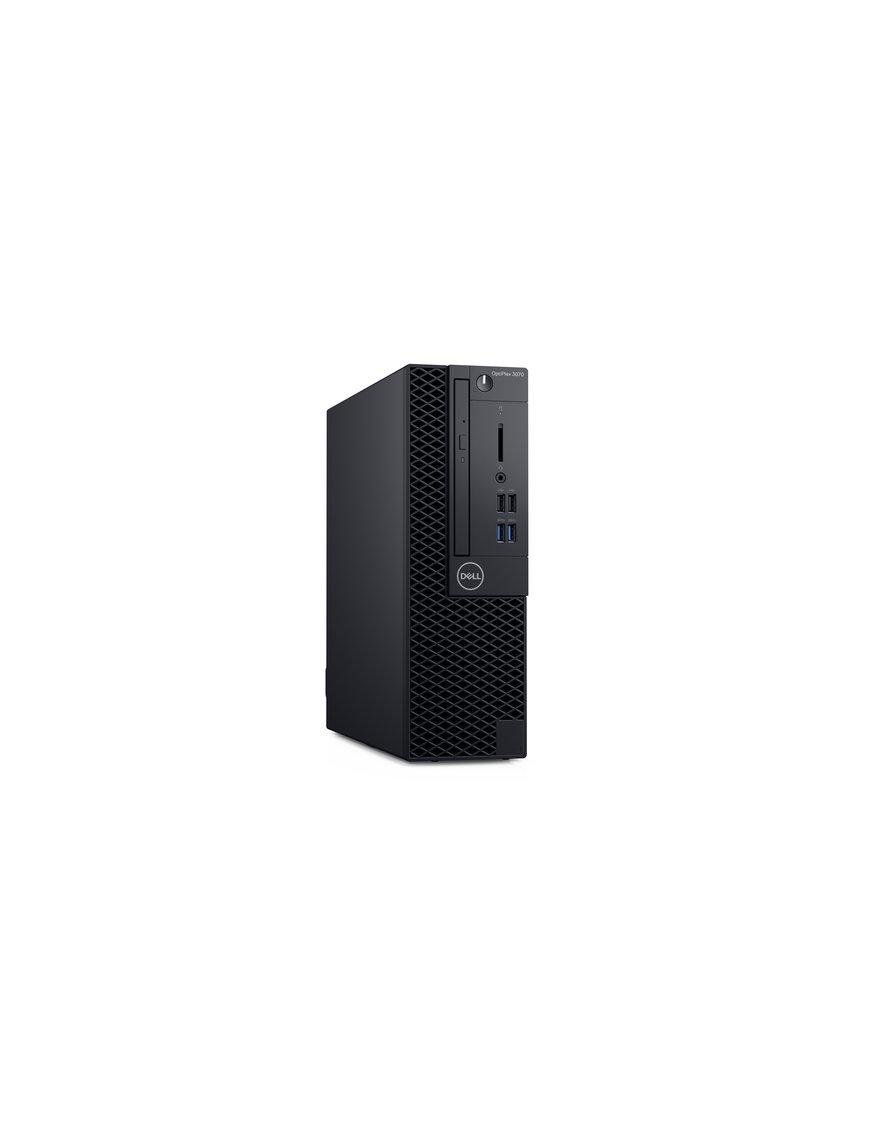 SFF Dell Optiplex 3070 i5/8GB/256GB/W10P/3YOnS - Imagen 4