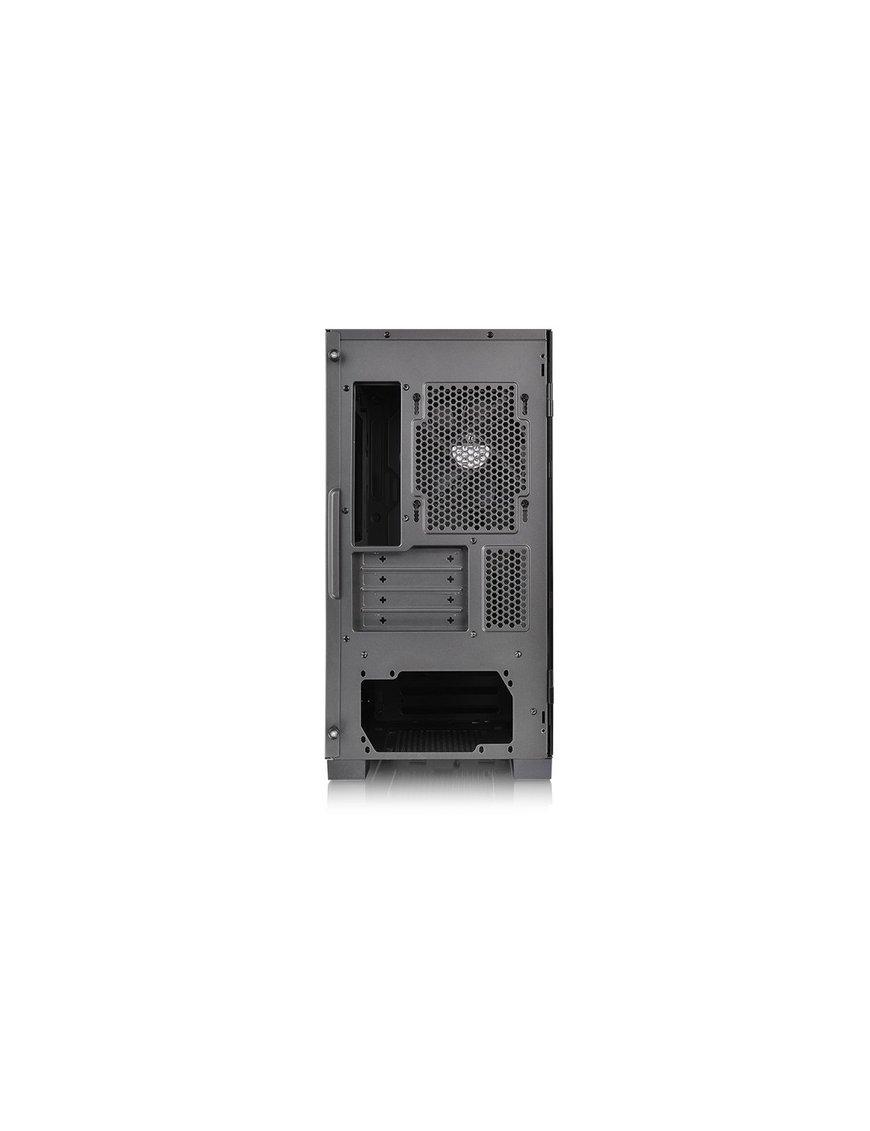 Gabinete S100 TG/Black/Win/SPCC/Tempered Glass*1/1 - Imagen 2