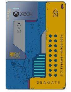 Seagate Game Drive para Xbox STEA2000428 - Cyberpunk 2077 Special Edition - disco duro - 2 TB - externo (portátil) - USB 3.0 - a