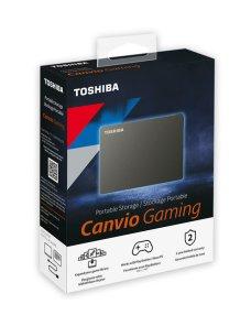 1TB Canvio Gaming black - Imagen 1