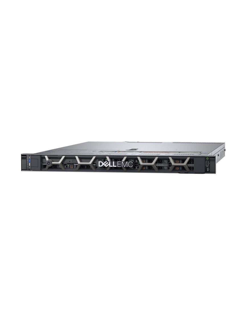 Dell - Server - Rack-mountable - 1 Intel Xeon Bronze 3204 / 2.1 GHz - 16 GB DDR SRAM - 2 TB Hard Dri R4401B041612T3CHv2