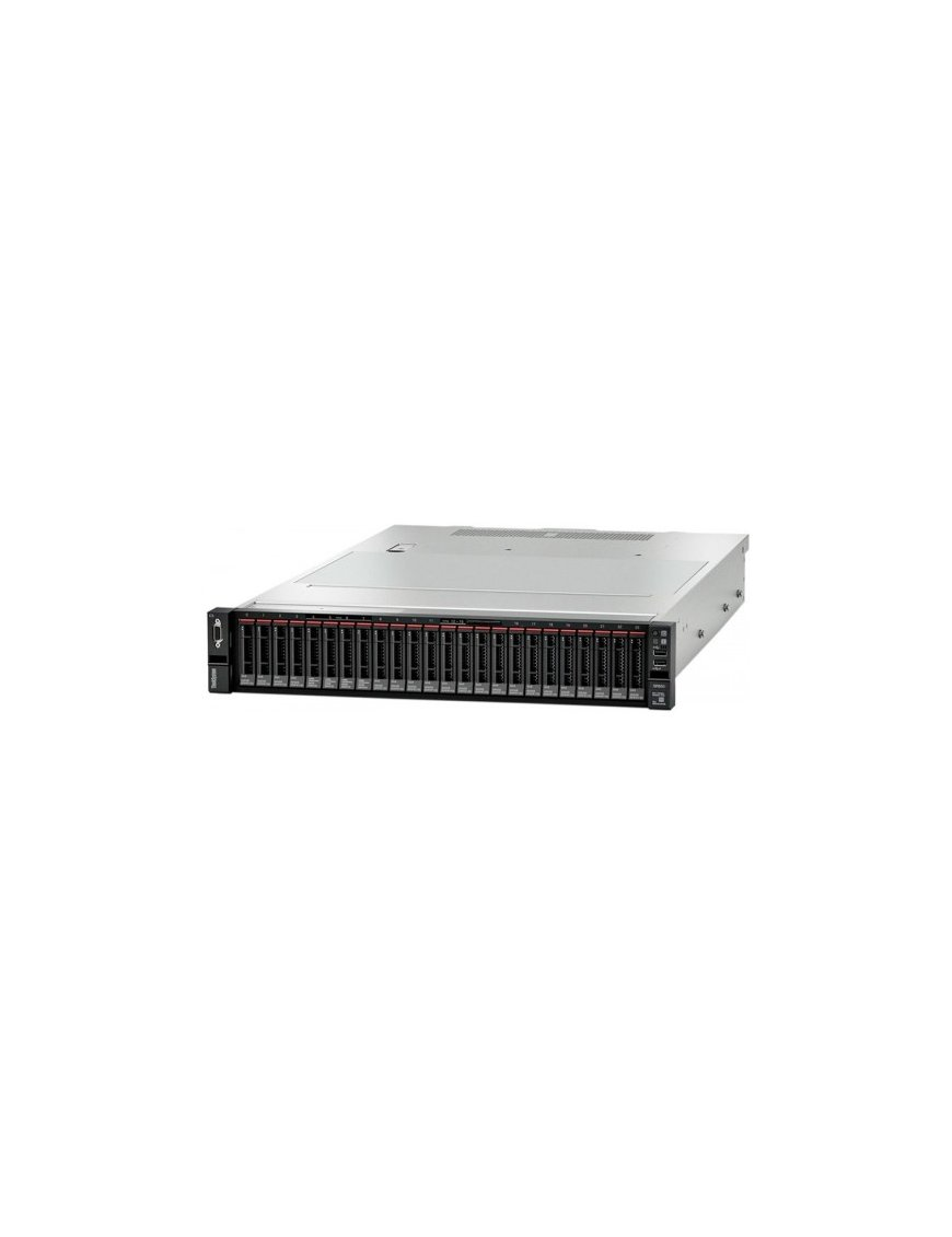 Lenovo - Server - Tower - 1 Intel Xeon Silver 4210 / 2.2 GHz - 32 GB DDR SRAM - 7X06A0H8LA 7X06A0H8LA