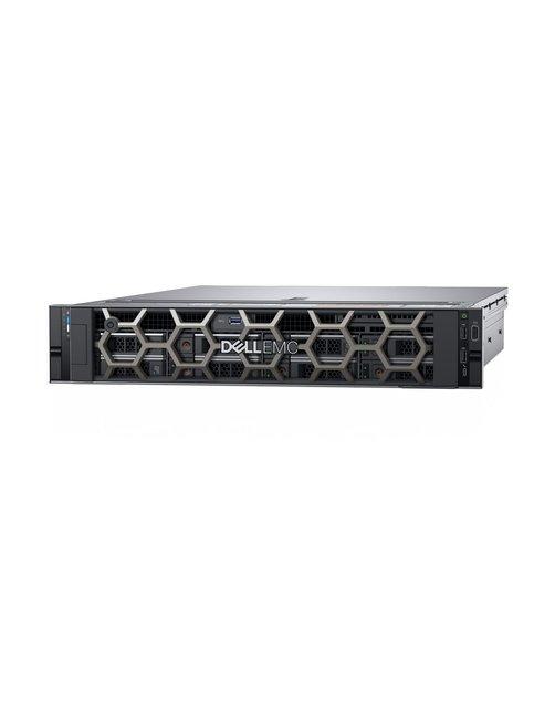 Dell - Server - Rack-mountable - 2 Intel Xeon Silver 4210 / 2.1 GHz - 32 GB DDR SRAM - 480 GB Hard Drive Capacity - Imagen 2