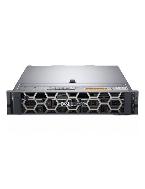 Dell - Server - Rack-mountable - 2 Intel Xeon Silver 4210 / 2.1 GHz - 32 GB DDR SRAM - 480 GB Hard Drive Capacity - Imagen 4