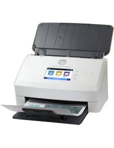 HP ScanJet Flow N7000 snw1 - Roll scanner - Wi-Fi / USB 6FW10A#AKV