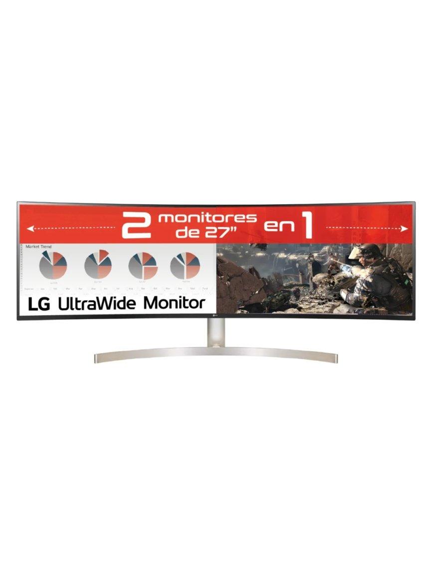 LG 49WL95C-W Monitor UltraPanoramic 49WL95C-WE.AWH