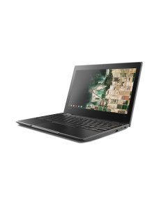 Lenovo - Chromebook - 11 LCD - AMD A4 A4-9120C - 4 GB DDR4 SDRAM - 32 GB SSD - Google Chrome OS - Bl 81MA0017CS