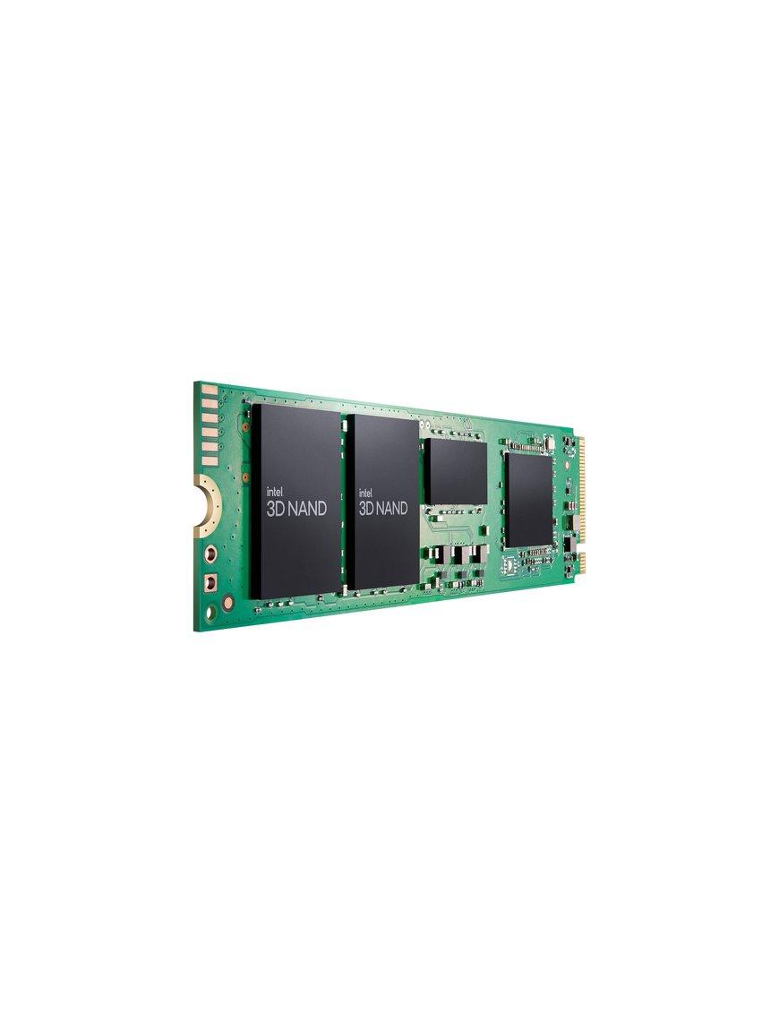 Intel - Internal hard drive - 512 GB - M.2 2280 - Solid state drive - 670p - Imagen 1