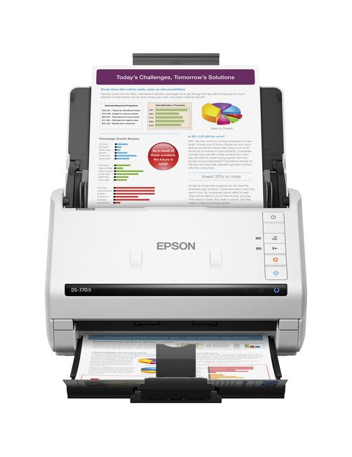 Epson DS-770 II - Document scanner - USB - Color Duplex B11B262201