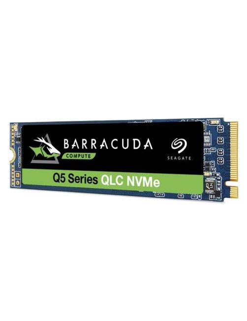 Seagate Barracuda Q5 ZP2000CV3A001 - Unidad en estado sólido - 2 TB - interno - M.2 2280 - PCI Express 3.0 x4 (NVMe) - Imagen 1