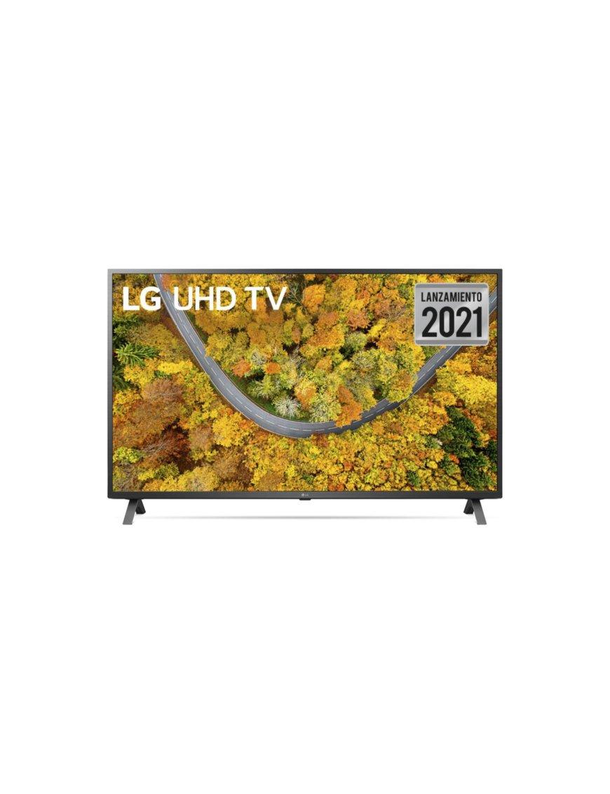 "TELEVISOR UHD AL THINKQ 43"" UP75 4K SMART 43UP7500PSF.AWH"