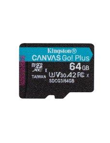 64GB microSDXC Canvas Go Plus 170R A2 U3 V30 Singl SDCG3/64GBSP