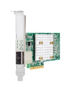 HPE Smart Array E208e-p SR Gen10 - Controlador de almacenamiento (RAID) - 8 Canal - SATA 6Gb/s / SAS 804398-B21 - Imagen 1
